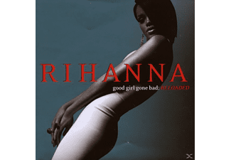 Rihanna - GOOD GIRL GONE BAD (RELOADED) [CD]