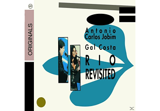 Antonio Carlos Jobim, Jobim, Antonio Carlos / Costa, Gal - Rio Revisited - (CD)