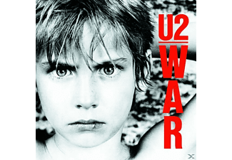 U2 - War (Remastered) - (CD)