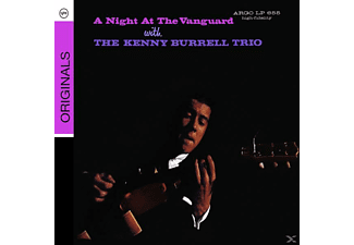 Kenny Burrell - A Night At The Vanguard - (CD)