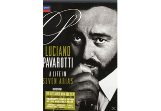 VARIOUS, Luciano Pavarotti - A Life In Seven Arias-Dokumentation - (DVD)
