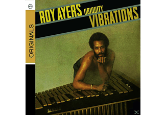 Roy Ayers - Vibrations - (CD)