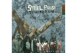 Steel Pulse - Sound System: The Island Anthology - (CD)