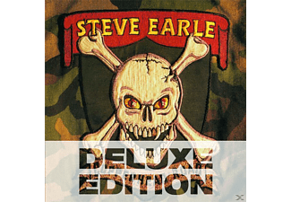Steve Earle - Copperhead Road (Ltd.Deluxe Edt.) [CD]