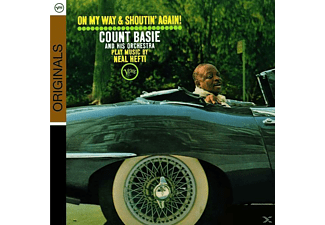 Count Basie - On My Way And Shootin' Again CD