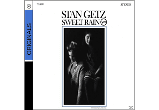 Stan Quartet Getz, Stan Getz - Sweet Rain - (CD)