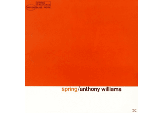 Tony Williams - SPRING (RVG SERIE) - (CD)