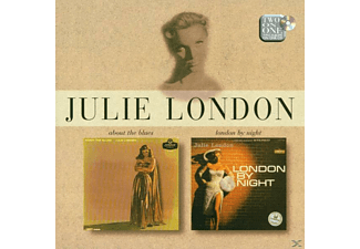 Julie London - ABOUT THE BLUES AND LONDON BY NIGHT - (CD)