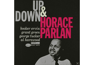 Horace Parlan, Horace Parlen - UP & DOWN - DIGITAL REMASTERED - (CD)