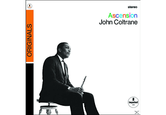 John Coltrane - Ascension Vol 1+2 CD