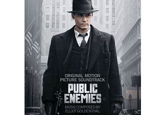 Elliot Goldenthal, Elliot (composer) Ost/goldenthal - Public Enemies - (CD)