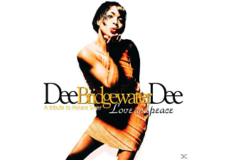 Dee Dee Bridgewater - Love And Peace: A Tribute To Horace Silver - (CD)