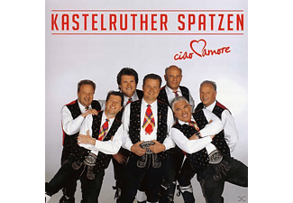 Kastelruther Spatzen - Ciao Amore - (CD)