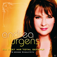 Andrea Jürgens - Du Hast Mir Total Gefehlt-16 Grosse Single-Hits [CD]