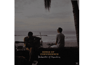 Kings Of Convenience - Declaration Of Dependence - (CD)