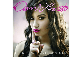 Demi Lovato - Here We Go Again - (CD)