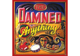 The Damned - Anything (Remastered & Expanded) - (CD)