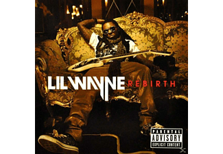 Lil Wayne - REBIRTH (EXPLICIT DELUXE VERSION) - (CD)