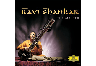 Ravi Shankar - Complete Recordings On Deutsche Grammophon - (CD)