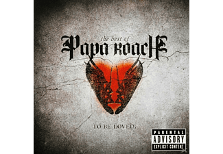 Papa Roach TO BE LOVED - THE BEST OF PAPA ROACH Rock CD