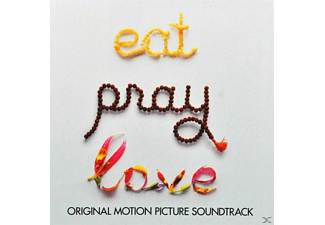 Various Eat, Pray, Love Soundtrack CD