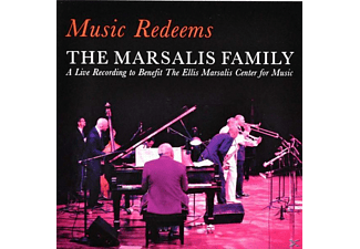 The Marsalis Family - Music Redeems - (CD)