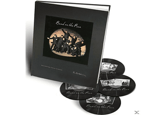 Wings, Paul & Wings Mccartney - Band On The Run  (2010 Remaster) Super Deluxe Edt. - (CD + DVD Video)