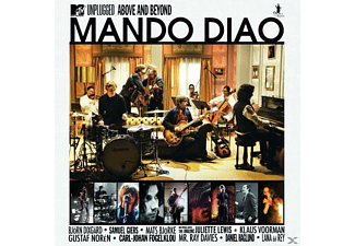 Mando Diao MTV UNPLUGGED - ABOVE AND BEYOND (BEST OF) Rock CD