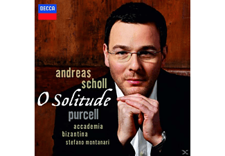 Andreas Scholl - OH SOLITUDE - (CD)
