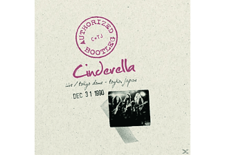 Cinderella - Authorized Bootleg-Live At The Tokyo Dome, 1990 - (CD)