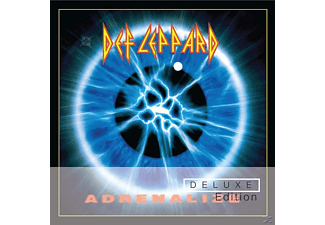 Def Leppard - Adrenalize (Deluxe Edition) - (CD)