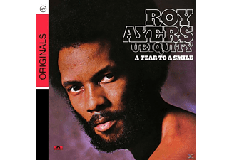Roy Ayers - A Tear To A Smile - (CD)