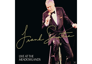 Frank Sinatra - Live At Meadowlands - (CD)