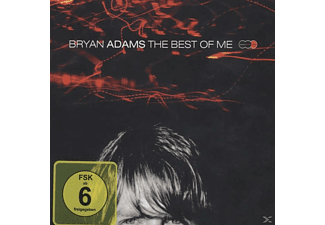 Bryan Adams - The Best Of Me (Sound & Vision-New Version) - (CD + DVD Video)