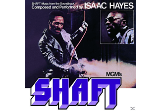 Isaac Hayes - Shaft (New Version) CD