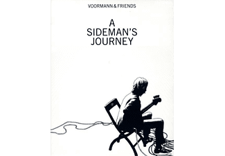 Voormann, Voormann & Friends - A Sideman's Journey (Lim.Super Deluxe Boxset) - (CD + DVD Video)