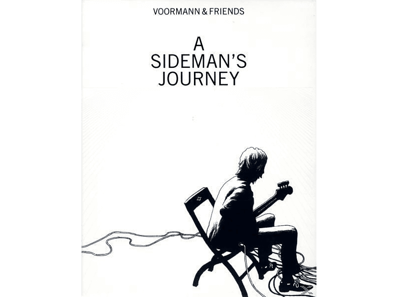 Voormann, Voormann & Friends - A Sideman's Journey (Lim.Super Deluxe Boxset) [CD + DVD Video]