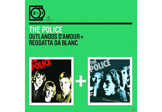 The Police - 2 For 1: Outlandos D'amour/Regatta De Blanc - (CD EXTRA/Enhanced)