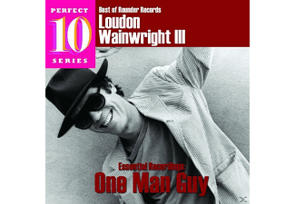 Loudon Wainwright Iii - Best Of Rounder: One Man Guy [CD]
