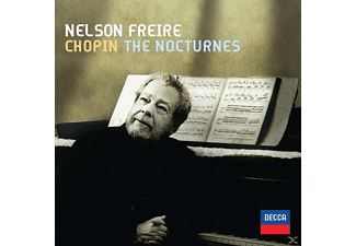 Nelson Freire - Chopin: Nocturnes - (CD)