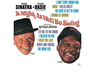 Frank Sinatra - It Might As Well Be Swing - (CD)