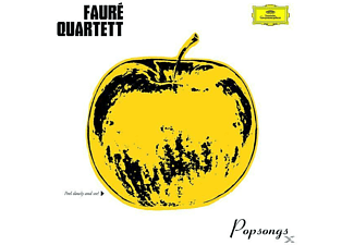 Quartett Faure - Popsongs - (CD)
