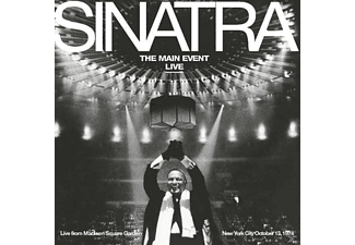 Frank Sinatra - The Main Event-Live - (CD)