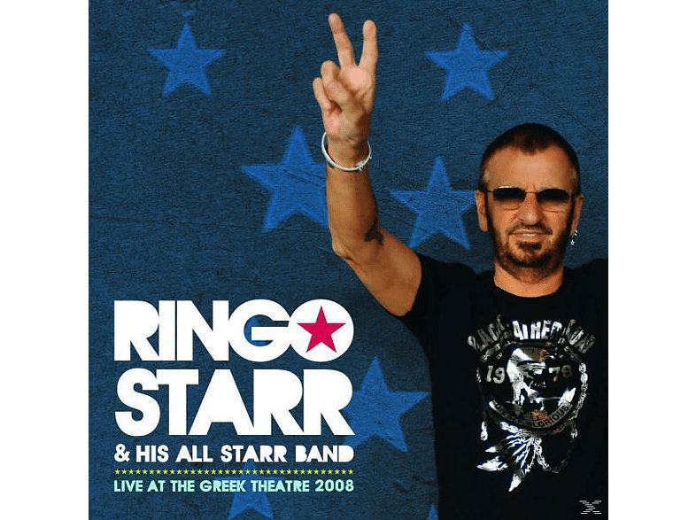 Ringo And His All Starr Band Starr - Live At The Greek Theatre 2008 [CD]