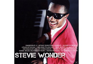 Stevie Wonder - Icon [CD]