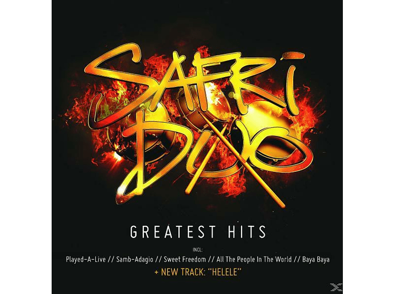 Safri Duo - GREATEST HITS [CD]