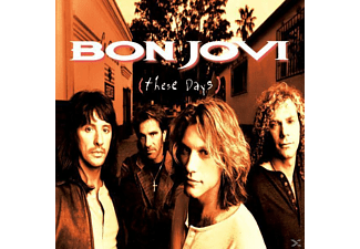 Bon Jovi - These Days (Special Edition) - (CD)