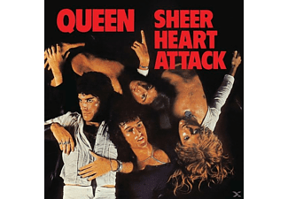 Queen - Sheer Heart Attack (2011 Remaster) Deluxe Edition - (CD)
