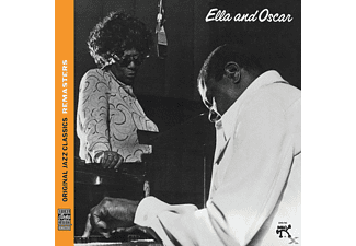 Fitzgerald, Ella / Peterson, Oscar - ELLA AND OSCAR (OJC REMASTERS) - (CD)