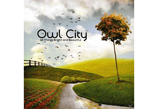 Owl City - All Things Bright And Beautiful - (CD)